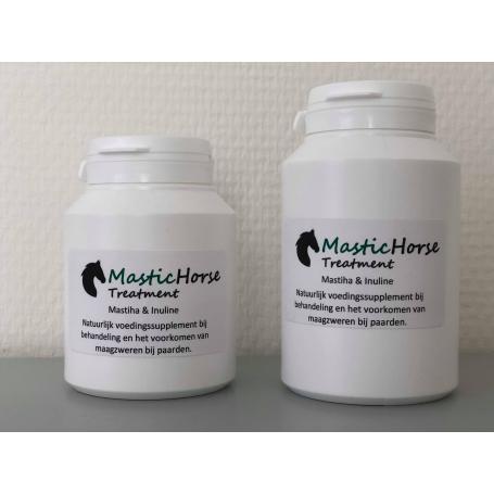 Mastic Horse Treatment